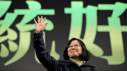 Chinese state-run media warn Taiwan against independence