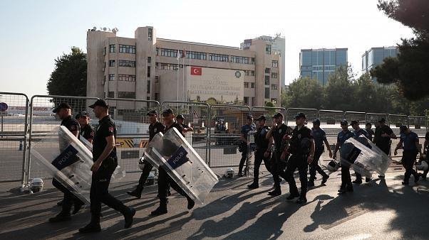 Turkish police arrest hundreds over suspected links to Kurdish militant group