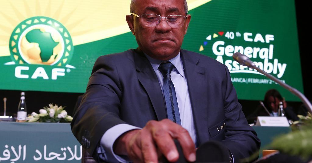 Ahmad Ahmad to seek re-election as CAF boss   Africanews
