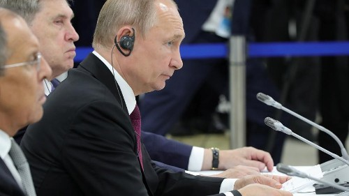 "Путин: ""Либерализм изжил себя"""