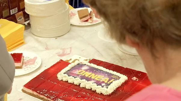 90 Millionen Euro: Finnen feiern Lottogewinn mit Kaffee und Kuchen