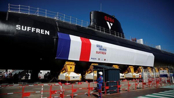 Macron to unveil France's nuclear-powered 'Barracuda' submarine