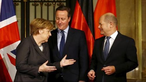 Саммит ЕС: в обстановке полного взаимонепонимания