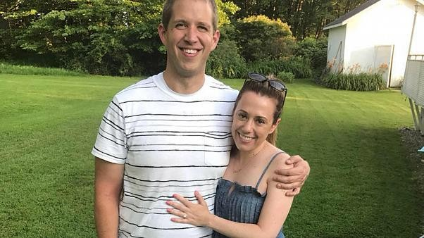 American couple on honeymoon in New Zealand severely burned by volcano