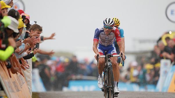#TourdeFrance : la 15ème étape pour #Yates, #Pinot gagne du terrain