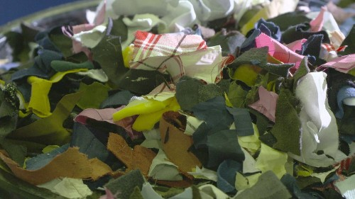 Les chercheurs du projet Resyntex veulent optimiser le recyclage des textiles