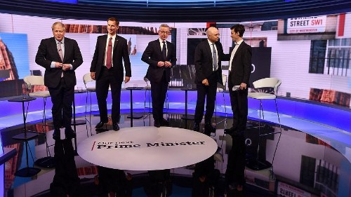Second PM debate: Johnson says further Brexit delay would see 'loss of confidence in politics'