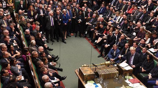 Watch live: Boris Johnson addresses UK parliament after Brexit vote defeat