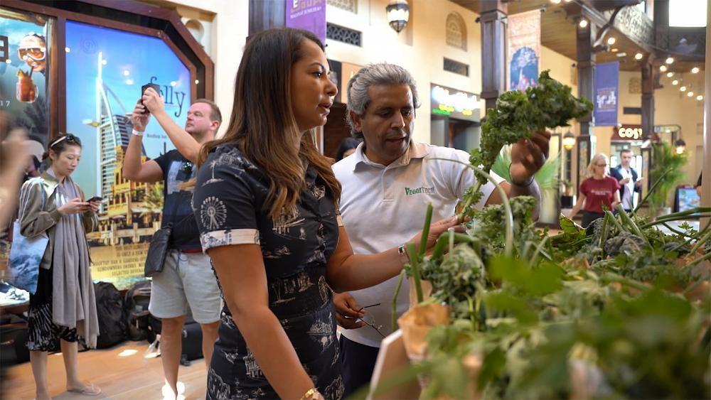 Dubai setzt auf Nachhaltigkeit und Abfallreduzierung