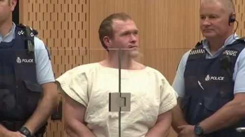 """Verteidigung von Christchurch-Attentäter plädiert auf """"nicht schuldig"""""""