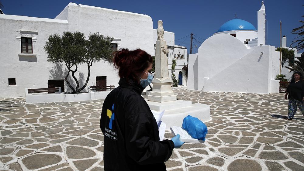 La Grèce dévoile la liste des pays dont les citoyens peuvent venir sur son territoire cet été