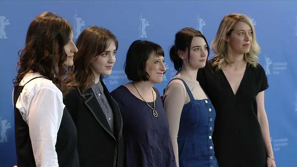O lado feminino da Berlinale