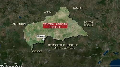 Armed men kidnap UN worker in Central African Republic