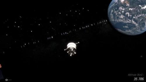 Gefahr an Ostern: Wo crasht Tiangong 1 auf die Erde?