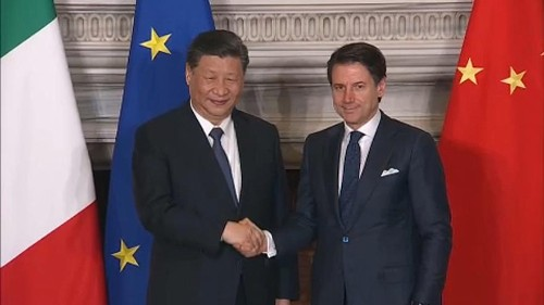 China's Belt and Road plan: Why did Italy sign it and why is Brussels worried?