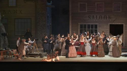 Villazón bringt den Wilden Westen an die Oper Leipzig