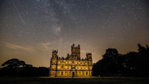 The country estate home to Downton Abbey is on Airbnb