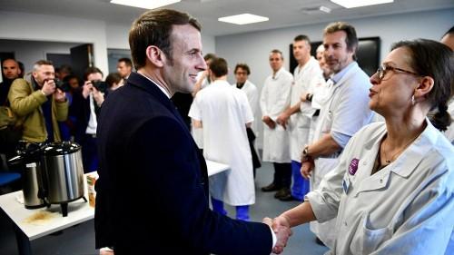 Covid-19 : La France en état d'alerte
