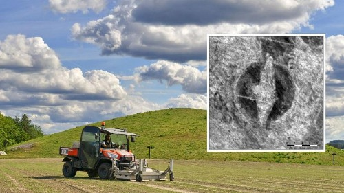 Viking ship discovered in Norway of 'great historical significance'