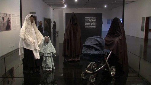 Lifting the veil: Jerusalem exhibition aims to explain religious dress