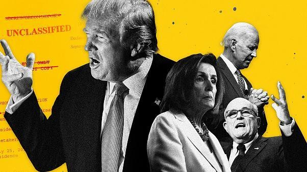 Trump impeachment inquiry: Live updates and the latest news