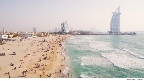 Dubai's best beaches: where to play and surf in the famous resort