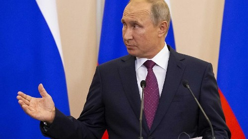 Moscow blames Israel after Syria downs Russian plane