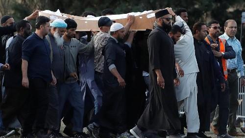 I giorni del dolore dopo la strage di Christchurch