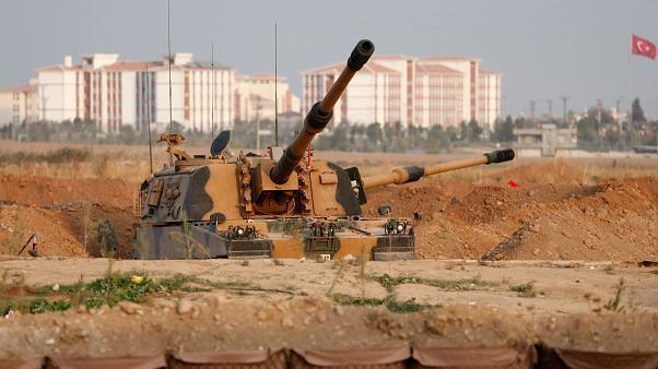 EUA realçam acordo para suspensão da ofensiva turca na Síria