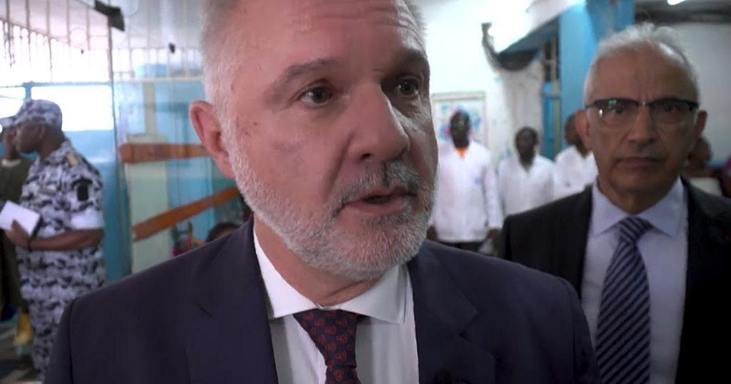 France recalls Ivory Coast ambassador Gilles Huberson, reasons unclear   Africanews