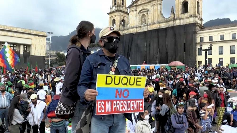 Colombie : mobilisation des indigènes contre la violence qui les vise