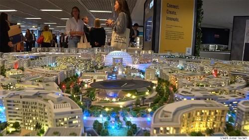 """استثمارات """"دبي الجنوب"""" وأثرى أثرياء العالم في مجلة """"بزنس لاين"""" للأعمال"""