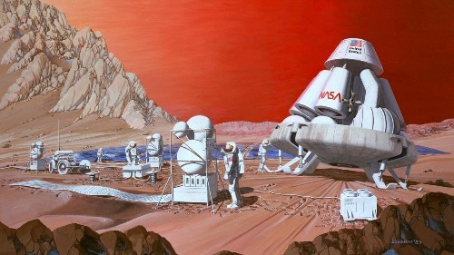 A trip to Mars could cause brain damage. Here's how NASA aims to protect astronauts.