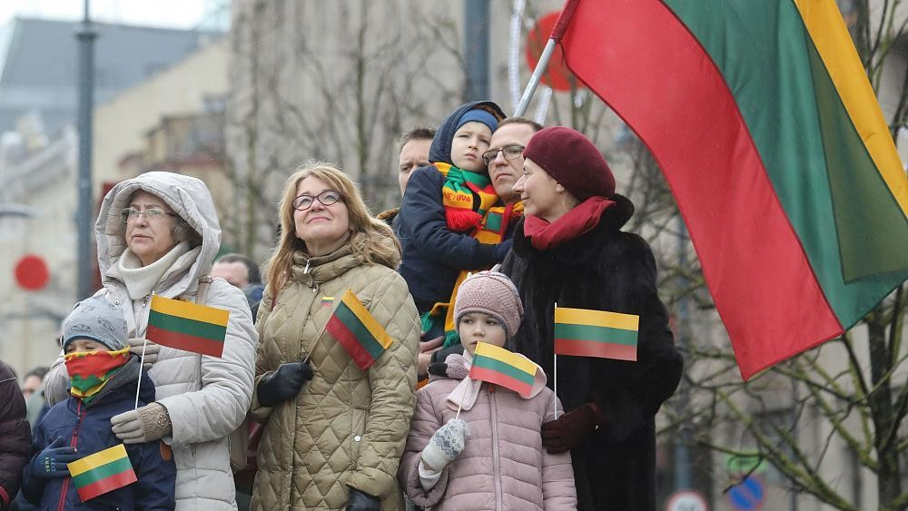 Ex-MP's sadness for Lithuania 30 years on from Soviet independence