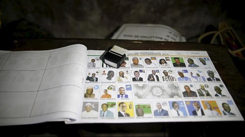 Benin election: 33 candidates compete to be president