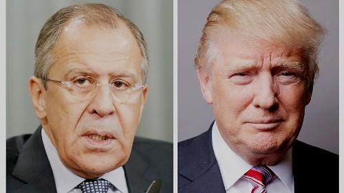 Trump: Geheimnisverrat an Russland?