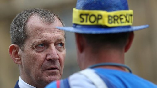 Brexit: Former Labour spin doctor Alastair Campbell expelled from party over EU vote