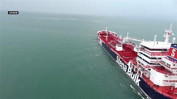 La saisie du pétrolier Stena Impero levée par l'Iran