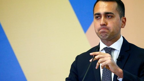 Back to school as Five Star Movement MPs sit special evaluation exam