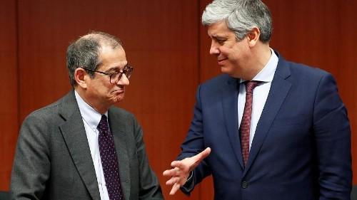 Bruxelas pronta a multar Itália por défice excessivo