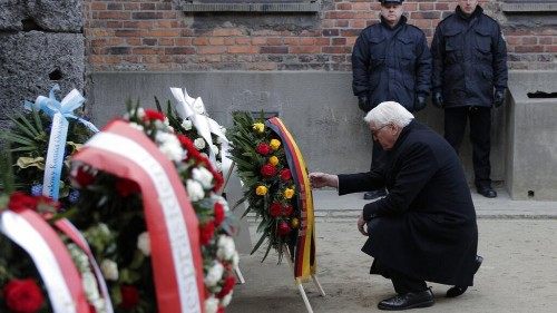 Watch live: Holocaust ceremony at Auschwitz II-Birkenau camp in Poland