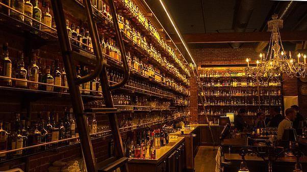 """Une """"langue"""" artificielle pour détecter le whisky contrefait"""