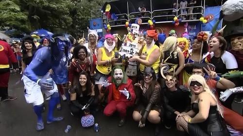 Brésil : un carnaval de super-héros