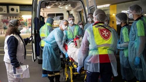 471 nouveaux décès liés au Covid-19 en France