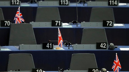 How do European Parliament elections work in the UK and how do I vote?