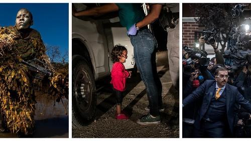 World Press Photo Award 2019: Das weinende Mädchen ist der Gewinner