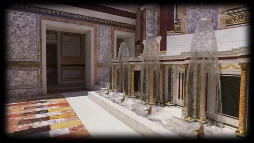 Watch: Visit Emperor Nero's palace via virtual reality