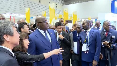 TICAD 7: Kongo und Japan verstärken Beziehungen