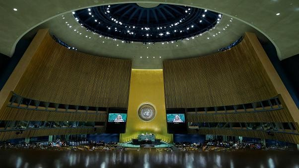 United Nations running out of money with member states not paying bills