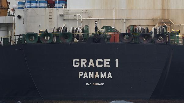 """سلطات جبل طارق تمدد احتجاز السفينة النفط """"غريس1"""" لمنتصف الشهر المقبل"""